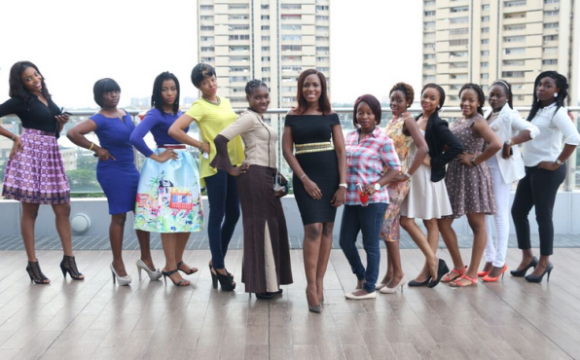BENEFICIARIES OF THE I'D RATHER BE SELF MADE PROJECT